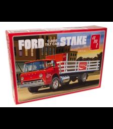 1:25 Камион Coca-Cola Ford C-600 Tilt Cab Stake