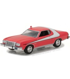 Hollywood Series 18 - Starsky and Hutch (1975-79 TV Series) - 1976 Ford Gran Torino Solid Pack
