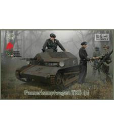 1:35 Танкета Panzerkampfwagen TKS(p)