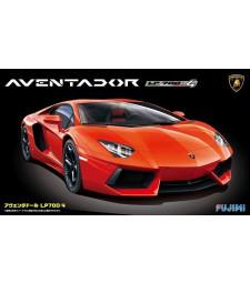 1:24 Автомобил Lamborghini Aventador LP700-4