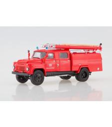Fire Truck AC-30(53) GAZ-53