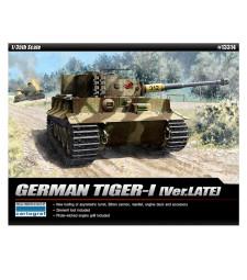 """1:35 Герамнски танк Тигът I, късна версия (TIGER I """"LATE VERSION"""")"""