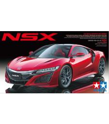 1:24 Автомобил Honda NSX 2016