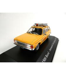 Dodge 1500 RURAL ACA 1978 - SERVICE VEHICLES