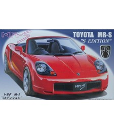 "1:24 Toyota MR-S ""S Edition"""