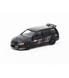 2005 Mitsubishi Lancer Evolution IX Wagen Ralliart, Black