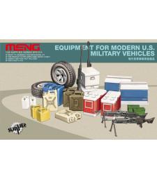 1:35 Оборудване за съвременни щатски военни автомобили (EQUIPMENT FOR MODERN U.S. MILITARY VEHICLES)