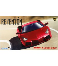 1:24 Спортен автомобил Ламборгини Ревентон РС-61 (RS-61 Lamborghini Reventon)
