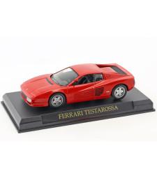 Ferrari Testarossa Red