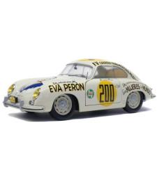 PORSCHE 356  PANAMERICANA - EVA PERON 1953