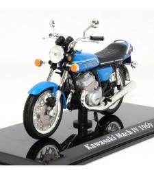 Kawasaki Mach IV 1969 - Classic Motorbikes