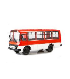 PAZ-3205 (red-white)