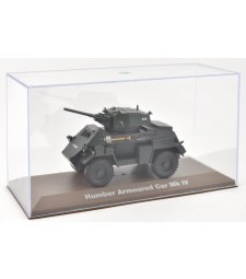 Humber Armoured Car Mk IV (WWII Collection by EAGLEMOSS)