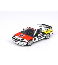 1987 Mitsubishi Starion #9 Team Ralliart Australia Macau Guia GP