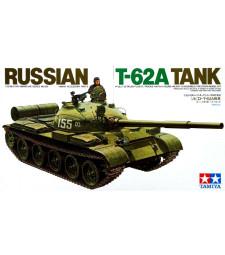 1:35 Руски танк Т-62А (Russian T-62A Tank) - 1 фигура