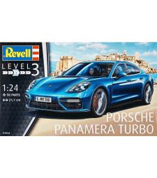 1:24 Спортен автомобил Порше Панамера турбо