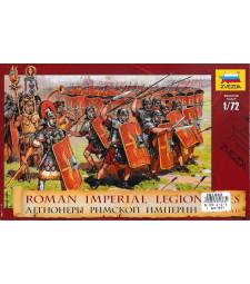 1:72 Римска имперска пехота (I в. пр. Хр. - II в. сл. Хр.) - 52 фигури
