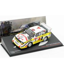 1985 Audi Quattro Sports E2 #5 Rally San Remo