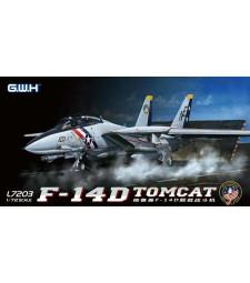 1:72 Изтребител F-14D US Navy VF-2 Bounty Hunters