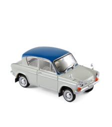 Mazda Carol 360 1962 - White & Blue