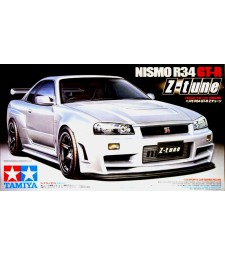 1:24 Автомобил NISMO R34 GT-R Z-tune