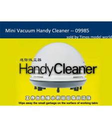 Мини безжична прахосмукачка за почистване на работната маса