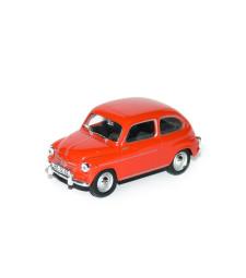 Zastava 750, Polish cars, red