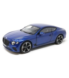 Bentley Continental GT 2018 - Sequin Blue