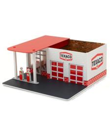 Mechanic's Corner Series 1 Assortment - Vintage Gas Station Texaco Oil Solid Pack