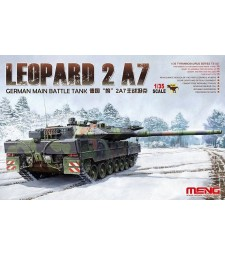 1:35 Германски основен танк Леопард 2 А7 (German Main Battle Tank Leopard 2 A7)