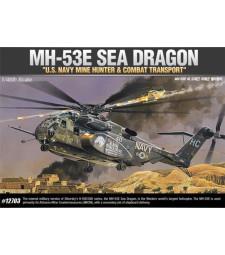 """1:48 Американски военен хеликоптер Сикорски МХ-53Е """"Морски дракон"""" (MH-53E SEA DRAGON)"""