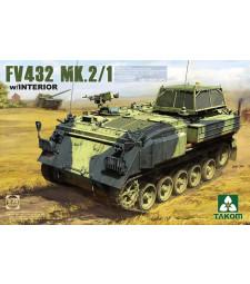 1:35 Британски БТР FV432 Mk.2/1 (British APC FV432 Mk.2/1)