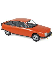 Citroen GS X2 1978 - Ibiza Orange