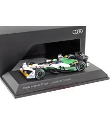 Audi e-tron FE04 -  Di Grassi