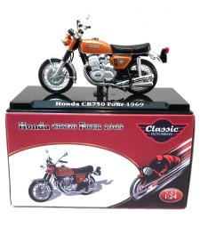 Honda CB750 Four 1969 - Classic Motorbikes