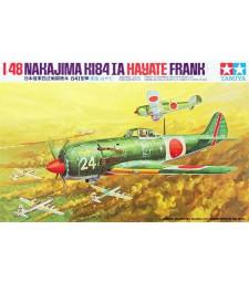 1:48 Японски изтребител Nakajima Ki-84-Ia Hayate (Frank)
