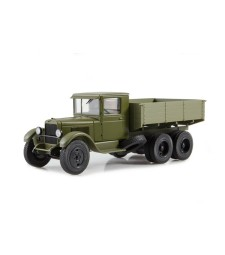 ZIS-6 flatbed truck