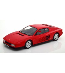 Ferrari Testarossa Monospecchio 1984 red