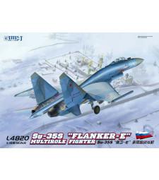 """1:48 Многоцелеви изтребител SU-35S """"Flanker E"""""""