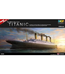 "1:400 Британски лайнер ""Титаник"" (TITANIC ""WHITE STAR LINER"" MCP)"
