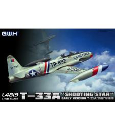 1:48 Самолет ранна версия T-33A Early Version