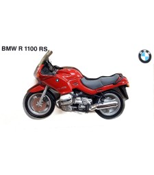 BMW R 1100 RS RED