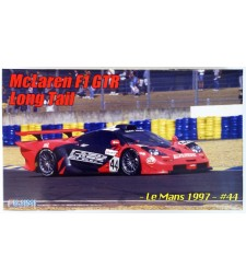 1:24 McLaren F1 GTR Long Tail Le Mans 1997 #44