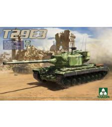 1:35 Американски тежък танк T29E3 (U.S. Heavy Tank T29E3)