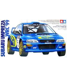 1:24 Състезателен автомобил Subaru Impreza WRC 1999