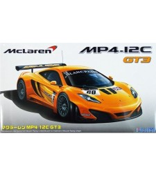 1:24 Mclaren MP4/12C GT3 MACAU GP #21