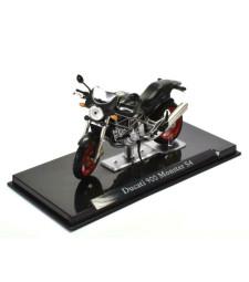 Ducati 900 Monster S4 - Superbikes