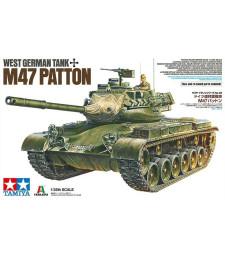 1:35 West German tank M47 Patton