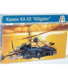 "1:72 Руски хеликоптер Камов Ка-52 ""Aligator"" (Kamov Ka-52 ""ALLIGATOR"")"