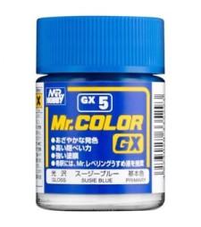 GX-5 Mr. Color GX (18 ml) Susie Blue